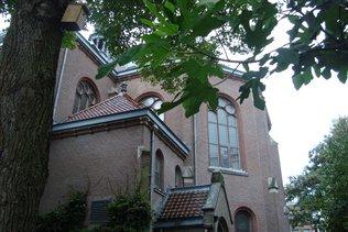 Gaas Het Interieur : Interieur gebouw oranjekerk amsterdam